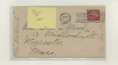 US - Nice Airmail Cover Lot # 5