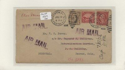 US - Nice Airmail Cover Lot # 6