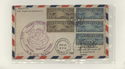 US - Nice Airmail Cover Lot # 8