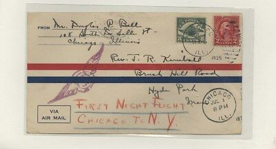 US - Nice Airmail Cover Lot # 10