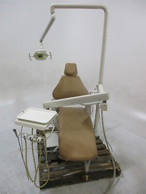 Used Royal Signet Dental Exam Chair w/ Operatory Delivery & Light  - Best Price