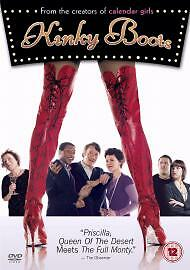 Kinky Boots [DVD] (2005), DVD, Acceptable, FREE & Fast Delivery