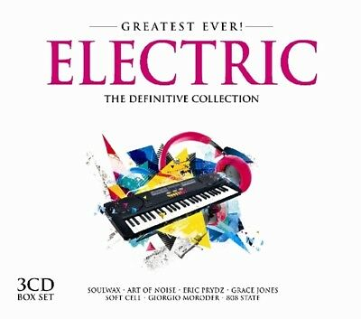 Various - Greatest Ever Electric CD3 Greatest Ever NEW