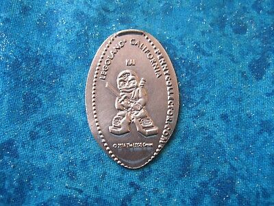 KAI LEGOLAND CALIFORNIA Elongated Penny Pressed Smashed 11