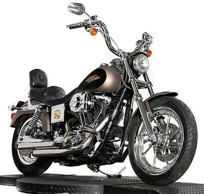 2004 Harley-Davidson Dyna  2004 Harley Davidson Dyna Lowrider Low Rider FXDLI Two-Tone Gold & Black 34k