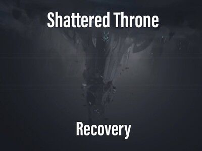 Destiny 2 Shattered Throne Recovery (XBOX) | **FULL, SOLO & WISH ENDER RUNS**