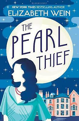 The Pearl Thief by Elizabeth Wein Paperback Book Free Shipping!
