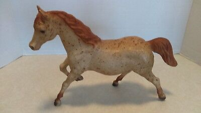 Vintage Bryer Traditional #119 Red Roan Running Mare Only Made From 1971-1973