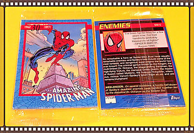 Marvel The Amazing Spider-Man Limited Edition SEALED Complete 5 Card Promo Set