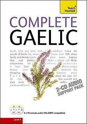 Complete Gaelic: Teach Yourself: Learn to read, write, speak and understand a ne