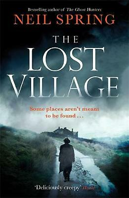 Lost Village: A Haunting Page-Turner With A Twist You'll Never See Coming! by Ne
