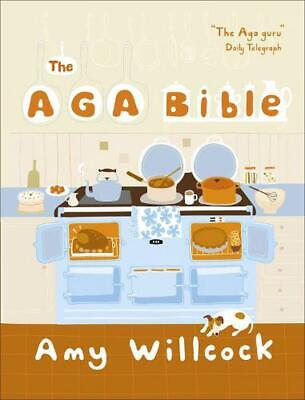 The Aga Bible by Amy Willcock (English) Hardcover Book Free Shipping!