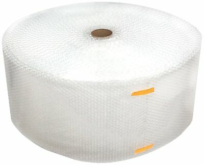 "3/16"" SH Small Bubble Cushioning Wrap Padding Roll 700'x 12""  Perf 12"""