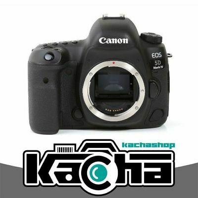 NEUF Canon EOS 5D Mark IV DSLR Camera (Body Only)