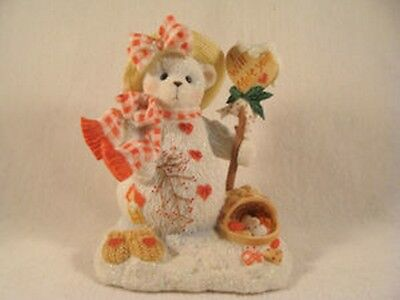 Cherished Teddies  ~  DELIGHT ... I Will Melt Your Heart  *  NEW From Our Shop