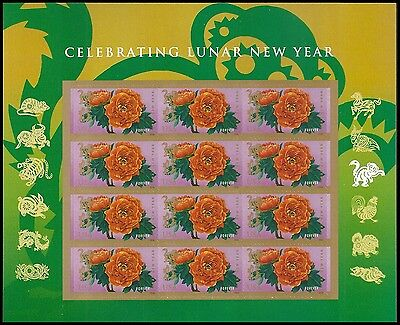 US 5057 Lunar New Year Monkey forever sheet MNH 2016