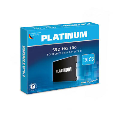 Platinum SSD HG 100 120GB 128GB SATA III SSD Macbook / Laptop - Fast and Cheap!