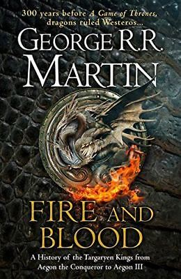 Fire And Blood ( A Targaryen History) von George R. R. Martin