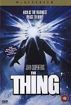 The Thing [DVD] [1982], in Good Condition, Charles Hallahan, Larry J. Franco, Ke