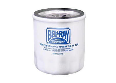 1 Case of 12 Units - New SV57814 Bel-Ray High Performance Marine Oil Filters
