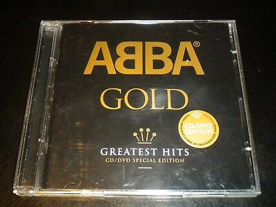 ABBA - Gold - Greatest Hits - Special Addition - CD & DVD - 2010 - 25 Tracks