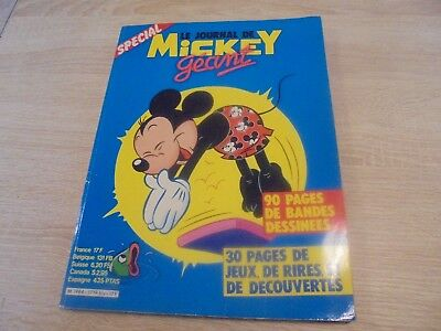Special le journal de Mickey géant n° 1719 bis de 1984