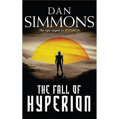 The Fall of Hyperion (Gollancz) - Paperback NEW Simmons, Dan 2005-12-01
