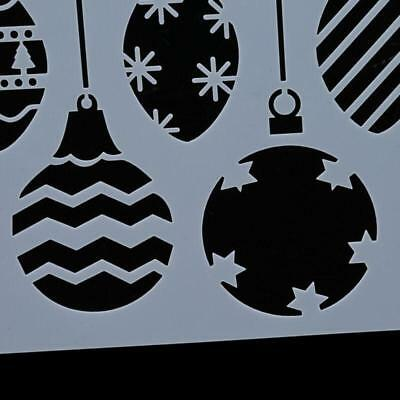 Crafts Hollow Layering Stencils for Walls Painting Embossing Stamping Y