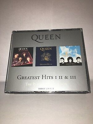 Queen - Platinum Collection: Greatest Hits 1-3 [New CD]