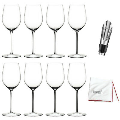 Riedel Sommeliers Mature Bordeaux Wine Glass (Set of 8) with Accessories