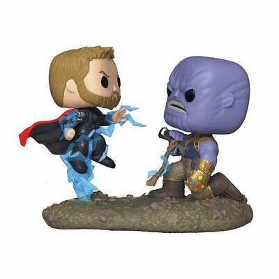Funko Pop Movie Moments Marvel Avengers Infinity War Thor Vs. Thanos Vinyl Figur