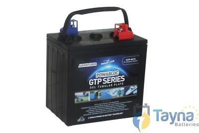 Leoch Powabloc GTP 6215 Gel Deep Cycle Batterie T105
