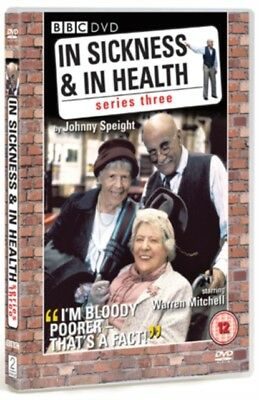 NEW In Sickness & In Health Series 3 DVD
