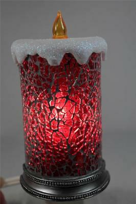 Amber #GC-NL-PN249 Mosaic Night Light by Gift Connection Green