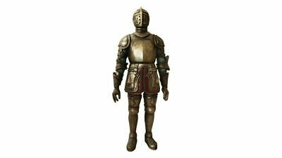 Knight Life Size Statue Mythical Prop Medieval Décor Resin Display