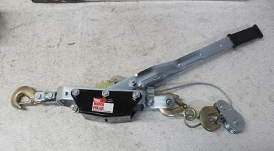Lot of 2 - Haul Master 69855 - 4 TON - Winch Puller