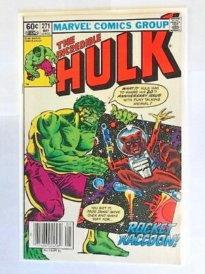 Incredible Hulk #271 Fine to very Fine, check the photos