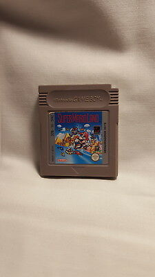 Nintendo GameBoy ~  SUPER MARIO LAND ~  Tested and Working