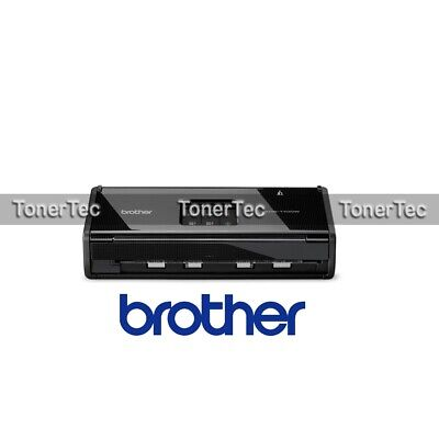 Brother ADS-1100W Compact Wireless Document Scanner+Duplexer+iPrint (RRP$449)