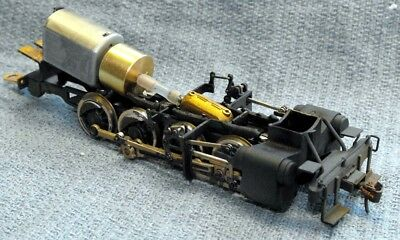 Brass Ho Scale Steam Can Motor-Flywheel Upgrade Kit-Free Shipping