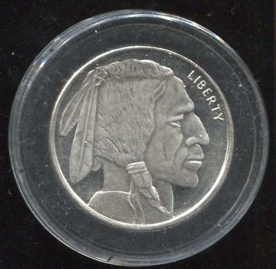 .999 Silver 1/2 oz Round | Buffalo Nickel Design | Golden State Mint (RC14738)