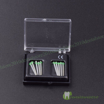 100x Dental Dentist Glass Fiber Post Drill Straight Files Single Refilled 1.8mm