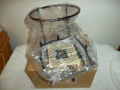 Longaberger Wrought Iron Serving Stand - NEW in Box