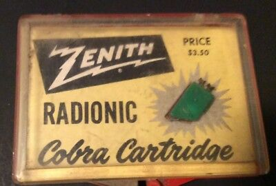 Zenith Radionic Cobra Cartridge S 11 473