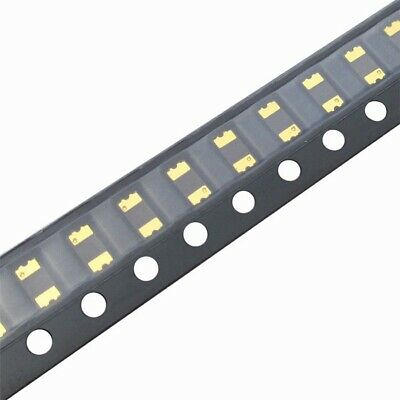 50PCS 0.25A 250MA 16V SMD Resettable Fuse PPTC 1206 3.2mm×1.6mm