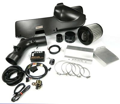 ARMA Hyper-Flow Carbon Air-Intake-System, Airbox - variabel - Toyota GT-86