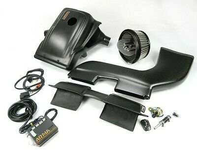 ARMA Hyper-Flow Carbon Air-Intake-System, Airbox - variabel - BMW E90 335 N54