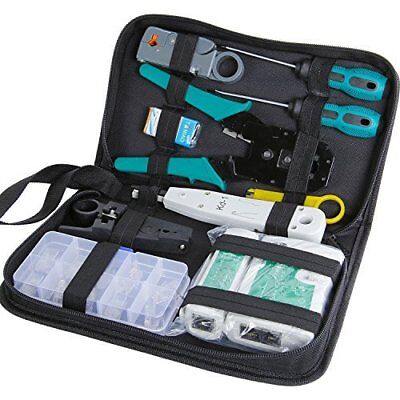 Network Tool Set Network Cable Patch Tester Repair Tools Computer  LAN Cable