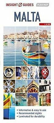 Insight Guides Flexi Map Malta by Insight Guides