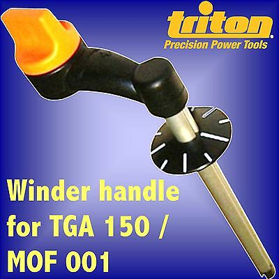 Winder handle for Triton TGA150 Accessory set Router TRA001 TRB001 MOF001